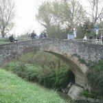 Ponte su fiume marroggia