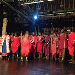 Masai show