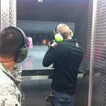 M1 Garand Target Practice