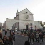 Assisi chiesa di S.Chiara