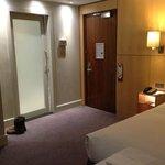 Spacious King Bed Corner Room