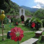 Minca's church