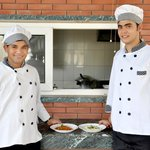 Our in house chefs