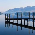 this was taken at Derwentwater, one of the locations we visited