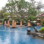 sheraton's pool