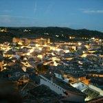 Noche de Toledo. casco antiguo