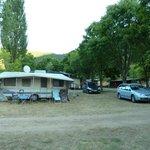 Camping i Lupi, Stellplatz