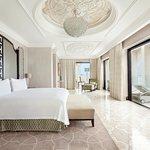 Waldorf Astoria Ras Al Khaimah - Imperial Suite Master Bedroom