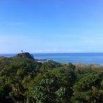 Wonderful ocean views