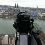 Ausblick Triangle Richtung Dom