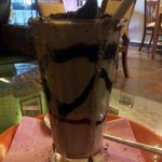 The Heavenly Oreo Shake: A Must Have if you happen to visit this place!!