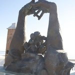 Missing Children memorial