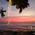 Strand direkt vor dem Sang Arun Resort