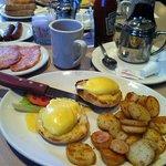 Bobby's Hideaway breakfast 1