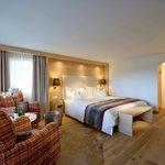 Foto de Golfhotel les Hauts de Gstaad