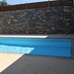 бассейн в номере
