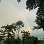 Las Caletas rainbow