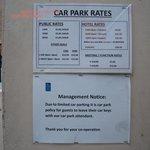Car Parking Rates 1