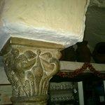 Las columnas de casapostas.