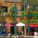 Plaza Principal de Sn. Juan Chamula.