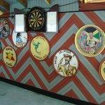 Wall of Pushcart