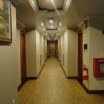 Corridoio 5° piano