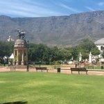 Company gardens Cape Town