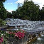 Гамбургский ботанический сад (Плантен-ун-Бломен)