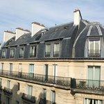 Vue cote rue Vaneau