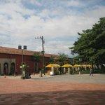 Museo en Plaza de Comayagua