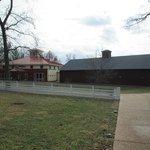 Barn and Vistor Center