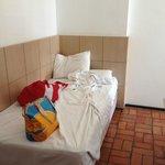 Quarto 702 - cama de solteiro