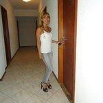 La habitación del hotel Costa de Marfim