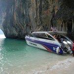 Phuket Sail tour Speedboat