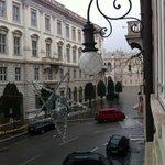 Dalla camera si vede anche Piazza dell'Unità d'Italia!