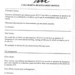 fumigation notice