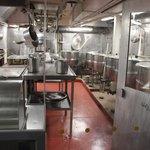 Cozinha do Intrepid