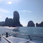 short trip to neighbouring Railay