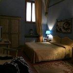 Beautiful Azzurra room