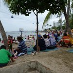 festival beach