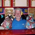 Taiwanese hand puppet show