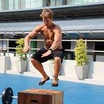 CrossFit Bangkok Box Jump