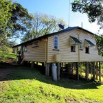 Wallaby Cottage Exterior