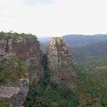 nearby Baboon's Castle