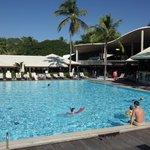 piscine à 30 degré