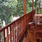 Balcony of Family Cottage