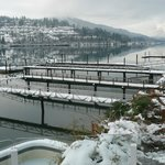 Winter View of Port Moody Inlet