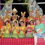 Balinese dance every sunday night