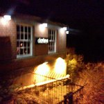 Darleys at night