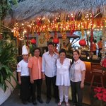 Menagement Villa Elisabeth Restaurant Bella Vista Kata Beach